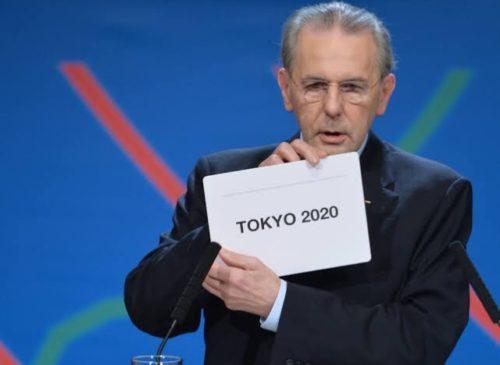 中止 しろ オリンピック