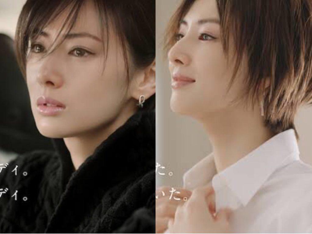 北川 景子 髪型 ショート
